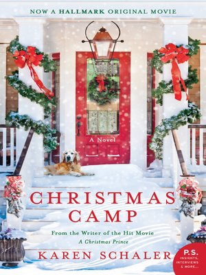 cover image of Christmas Camp