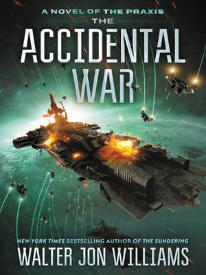 cover image of The Accidental War