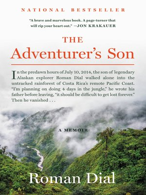 cover image of The Adventurer's Son