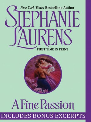 cover image of A Fine Passion with Bonus Material