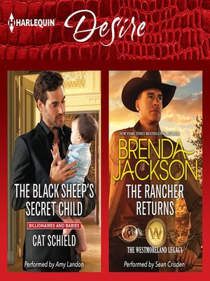 cover image of The Black Sheep's Secret Child & the Rancher Returns