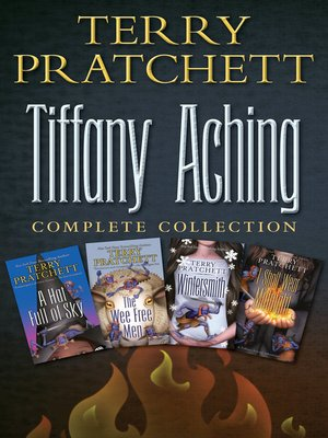 cover image of Tiffany Aching 4-Book Collection