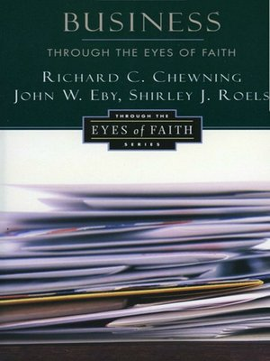 cover image of Business Through the Eyes of Faith