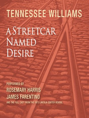 cover image of A Streetcar Named Desire
