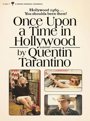 cover image of Once Upon a Time in Hollywood