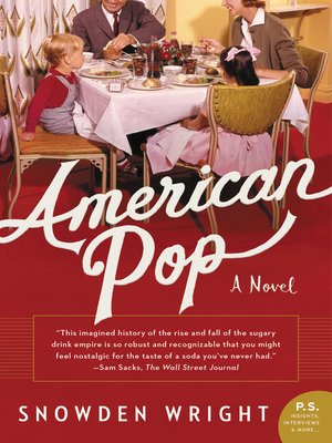 cover image of American Pop