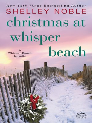 cover image of Christmas at Whisper Beach