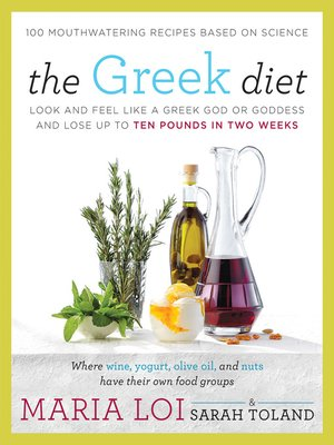 cover image of The Greek Diet
