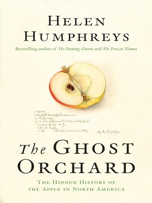 cover image of The Ghost Orchard