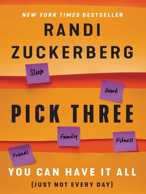 cover image of Pick Three