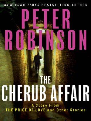 cover image of The Cherub Affair