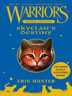 cover image of SkyClan's Destiny