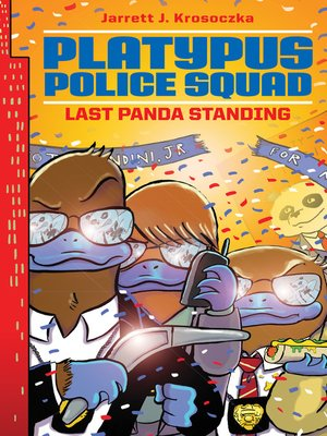 cover image of Last Panda Standing