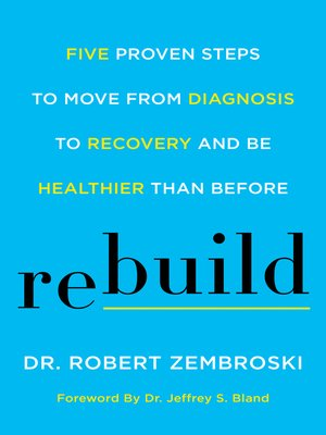 cover image of Rebuild
