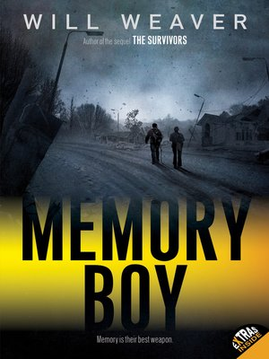 cover image of Memory Boy