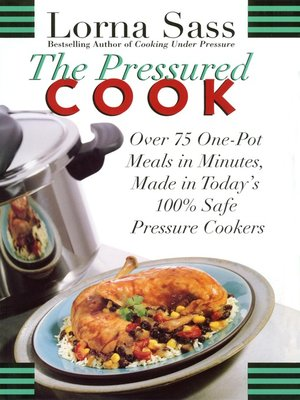 cover image of The Pressured Cook