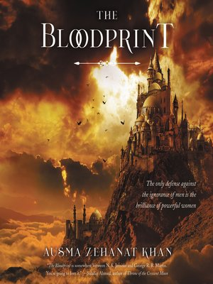cover image of The Bloodprint