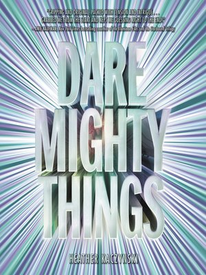 cover image of Dare Mighty Things