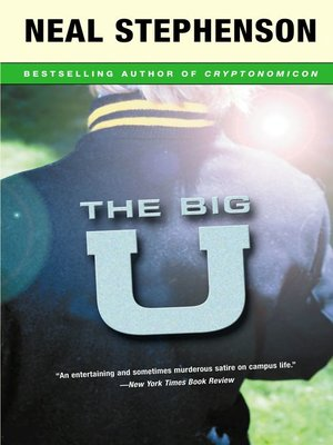 cover image of The Big U