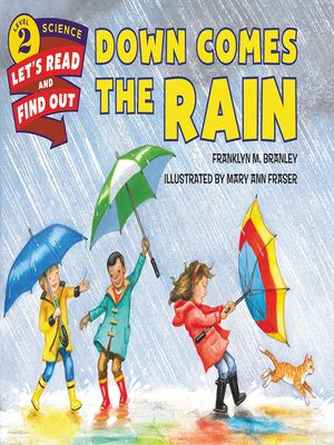 cover image of Down Comes the Rain