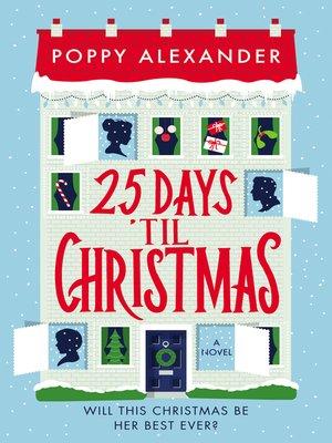 cover image of 25 Days 'Til Christmas
