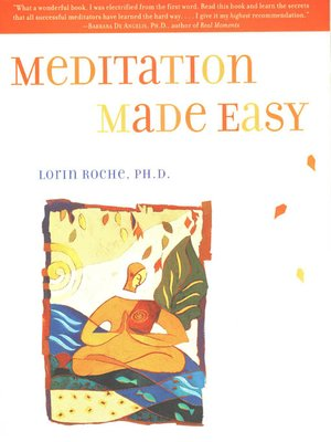 cover image of Meditation Made Easy
