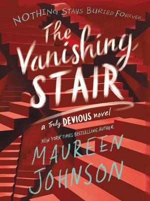 cover image of The Vanishing Stair