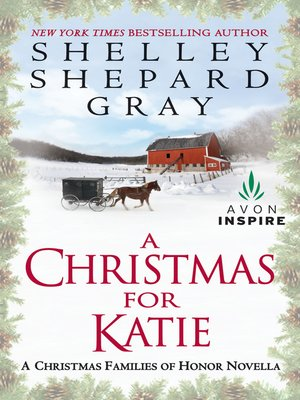 cover image of A Christmas for Katie