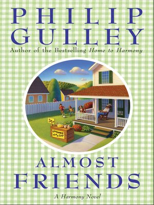 cover image of Almost Friends