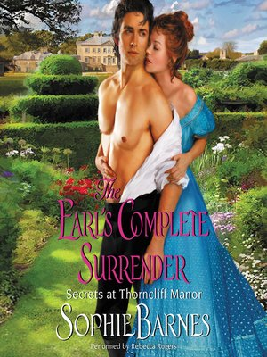 cover image of The Earl's Complete Surrender