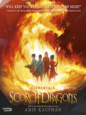 cover image of Scorch Dragons