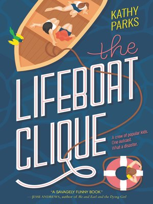 cover image of The Lifeboat Clique