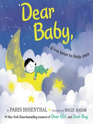cover image of Dear Baby