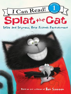 cover image of Splat and Seymour, Best Friends Forevermore
