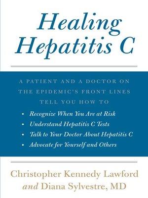 cover image of Healing Hepatitis C