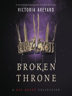 cover image of Broken Throne
