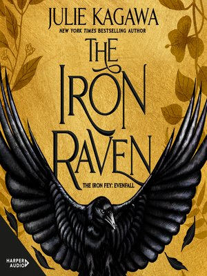 cover image of The Iron Raven