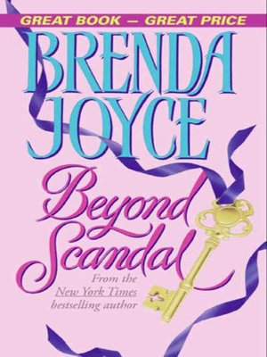 cover image of Beyond Scandal