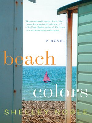 cover image of Beach Colors