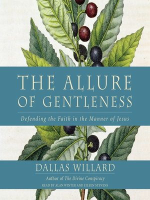 cover image of The Allure of Gentleness