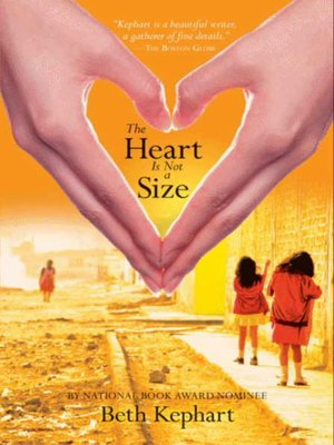 cover image of The Heart is Not a Size