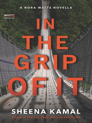 cover image of In the Grip of It