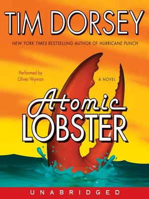cover image of Atomic Lobster