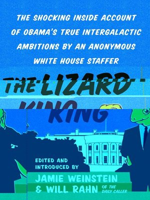 cover image of The Lizard King