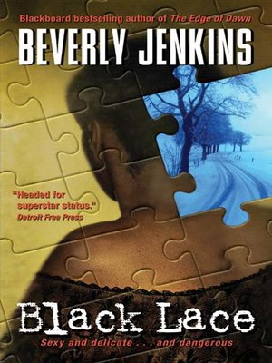 cover image of Black Lace