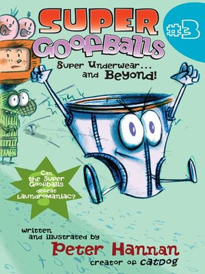 cover image of Super Underwear...and Beyond!