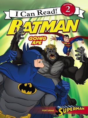 cover image of Going Ape