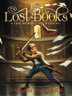 cover image of The Lost Books
