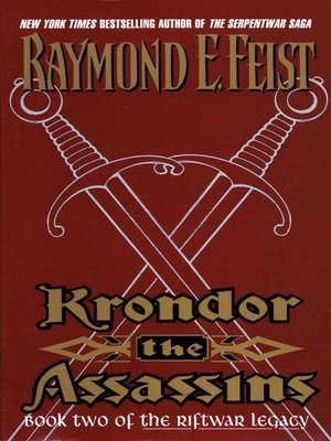 cover image of Krondor: The Assassins