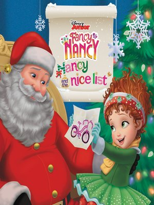 cover image of Nancy and the Nice List